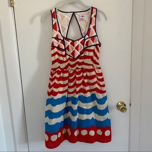 Adorable Anthropologie We Vera dress!